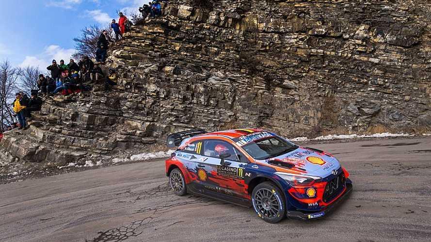 2020 Monte Carlo WRC: Neuville şeytanın bacağını kırdı
