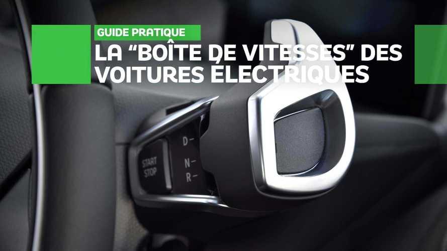 """Comment fonctionne la """"boîte de vitesse"""" des voitures électriques"""