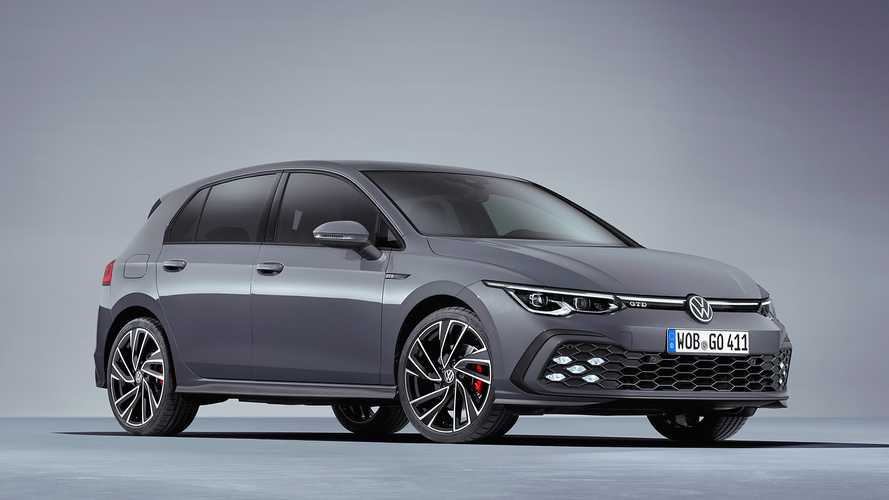 Nuova Volkswagen Golf GTD, 200 CV diesel al Salone di Ginevra 2020