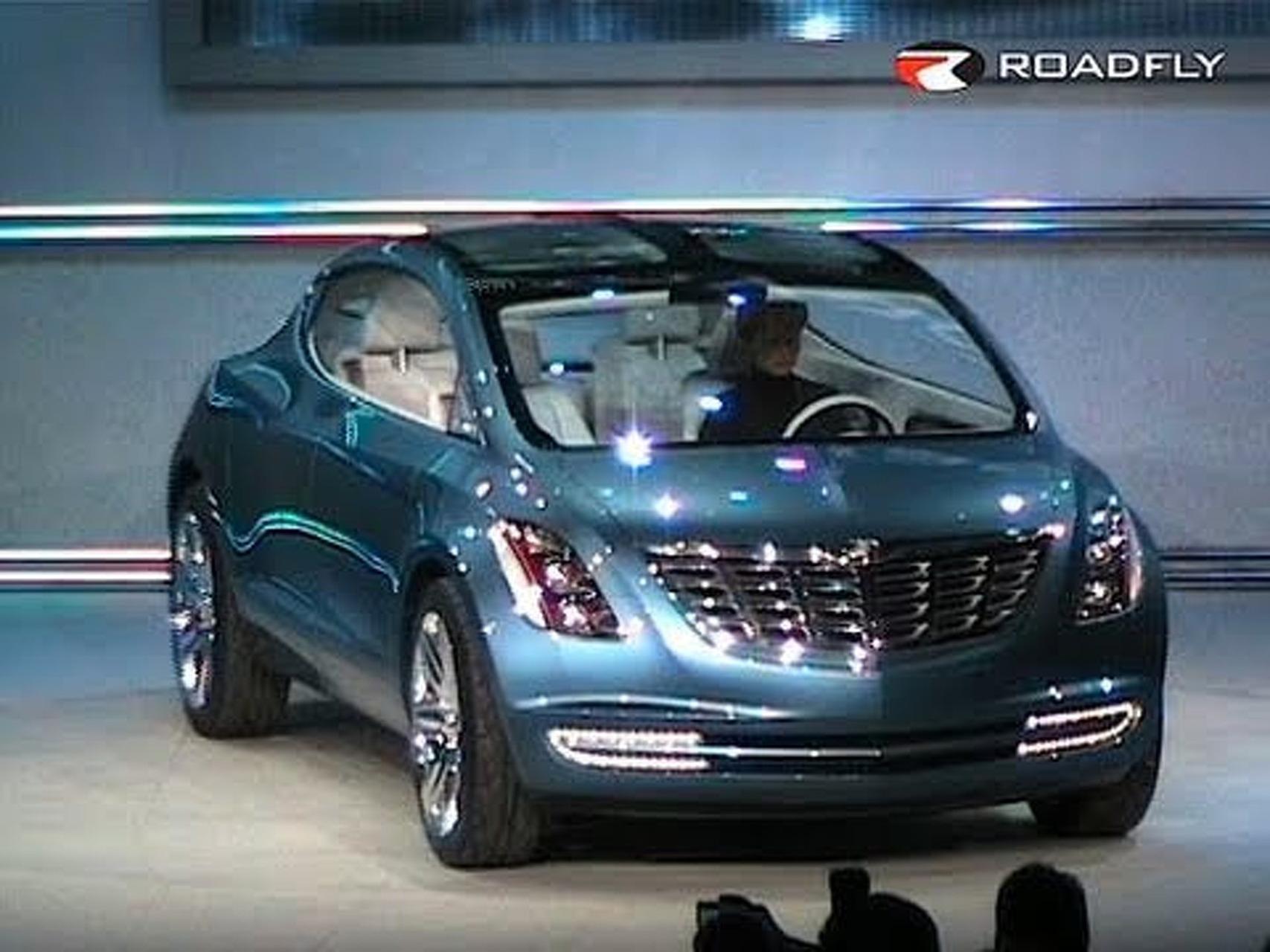 Roadfly.com - Chrysler ecoVoyager Concept