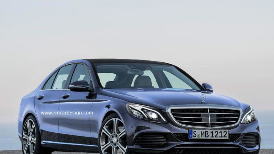 Next-gen Mercedes E-Class imagined in standard guise
