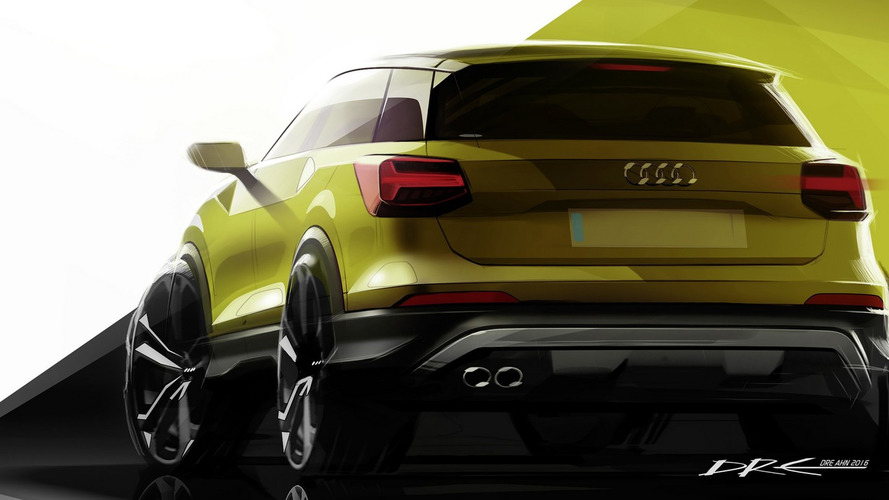 SUVs Everywhere: Audi Allegedly Plotting Q1, Q6, Q9