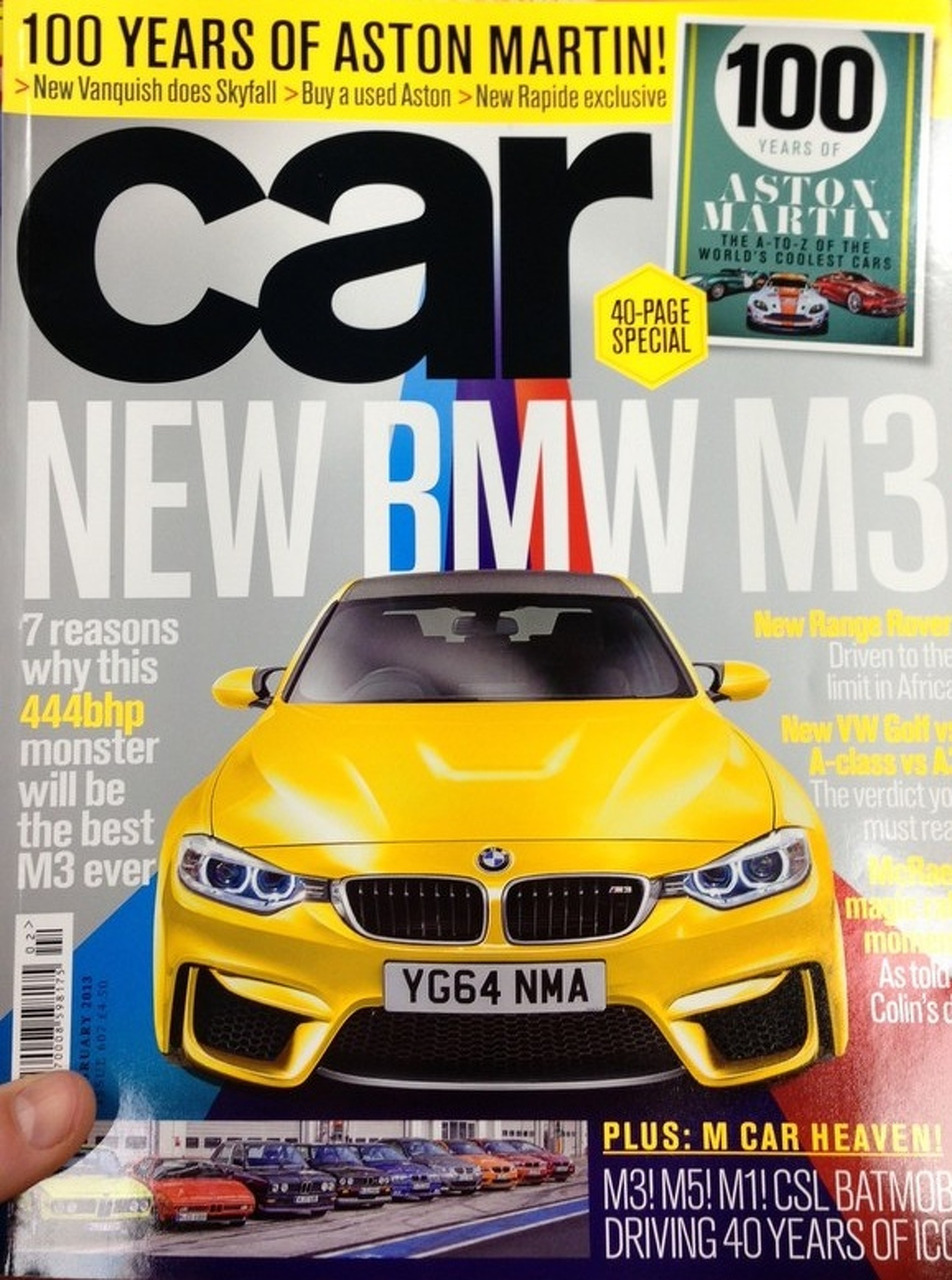 2014 BMW M3 Sneaks Out Early