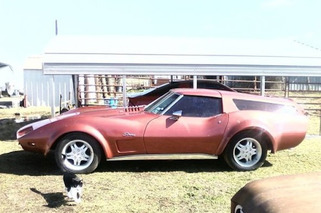 This '75 Corvette Stingray Shooting Brake Could Be Yours