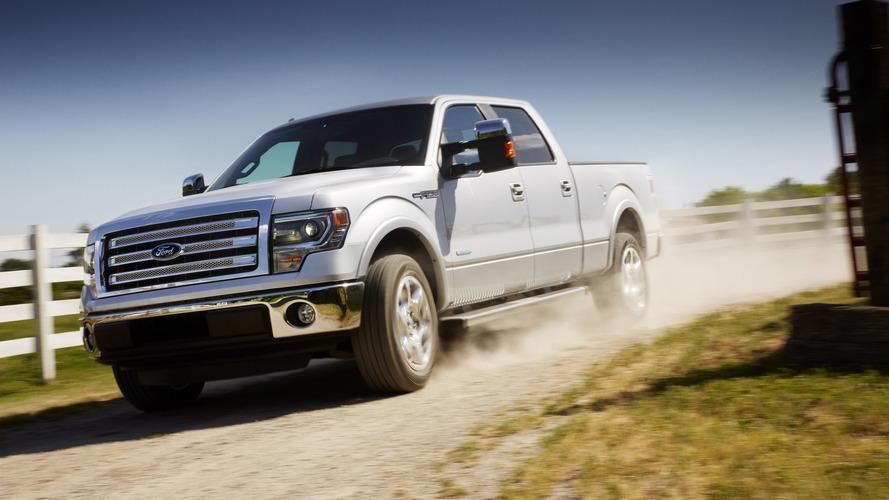 Ford recalls 271,000 2013-2014 F-150 trucks for braking defect