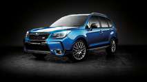2016 Subaru Forester tS for Australia
