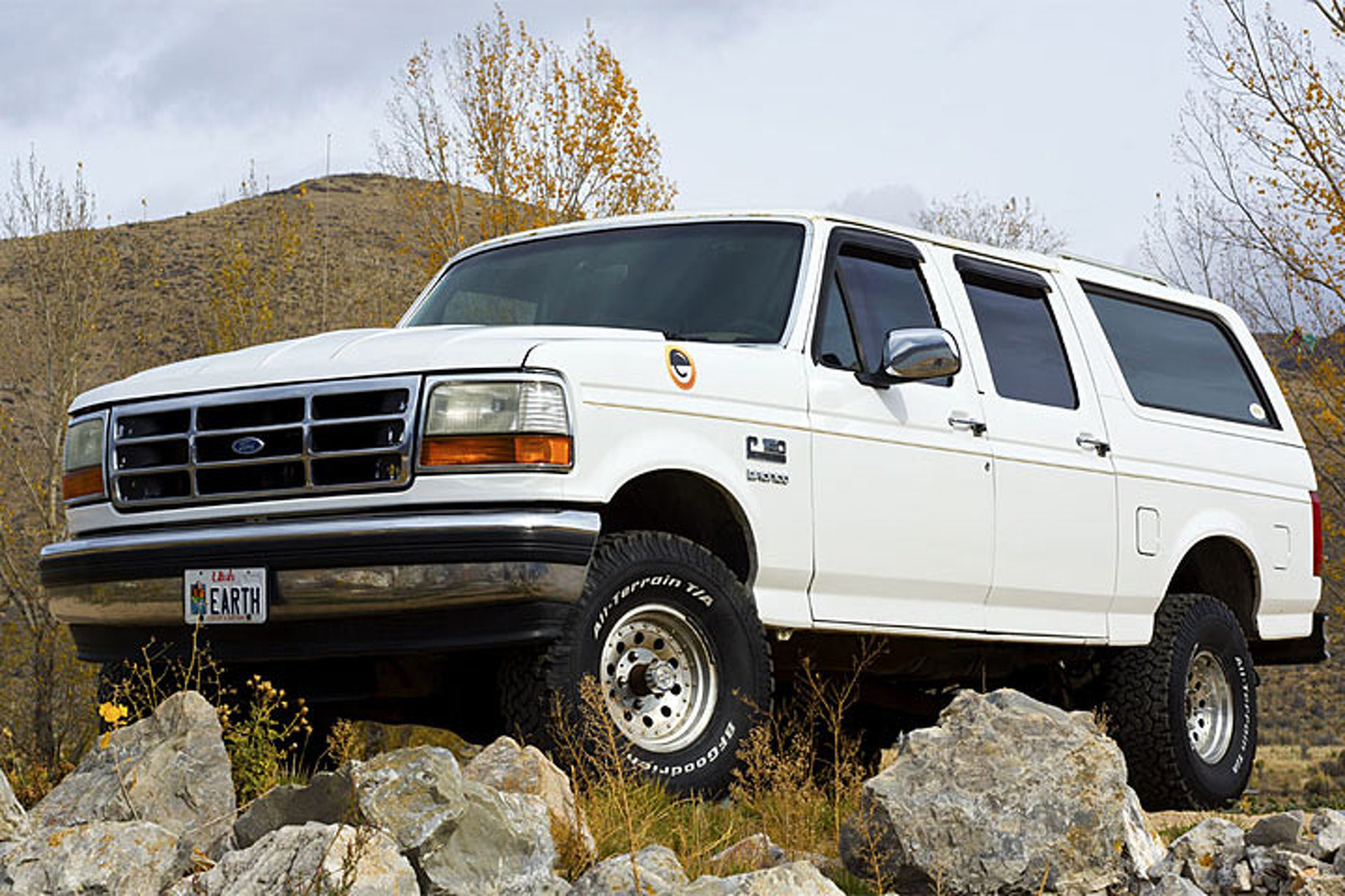 Gallery this is the 4 door ford bronco you didnt know existed
