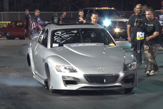 Is A 1,600-HP Mazda RX-8 Enough?
