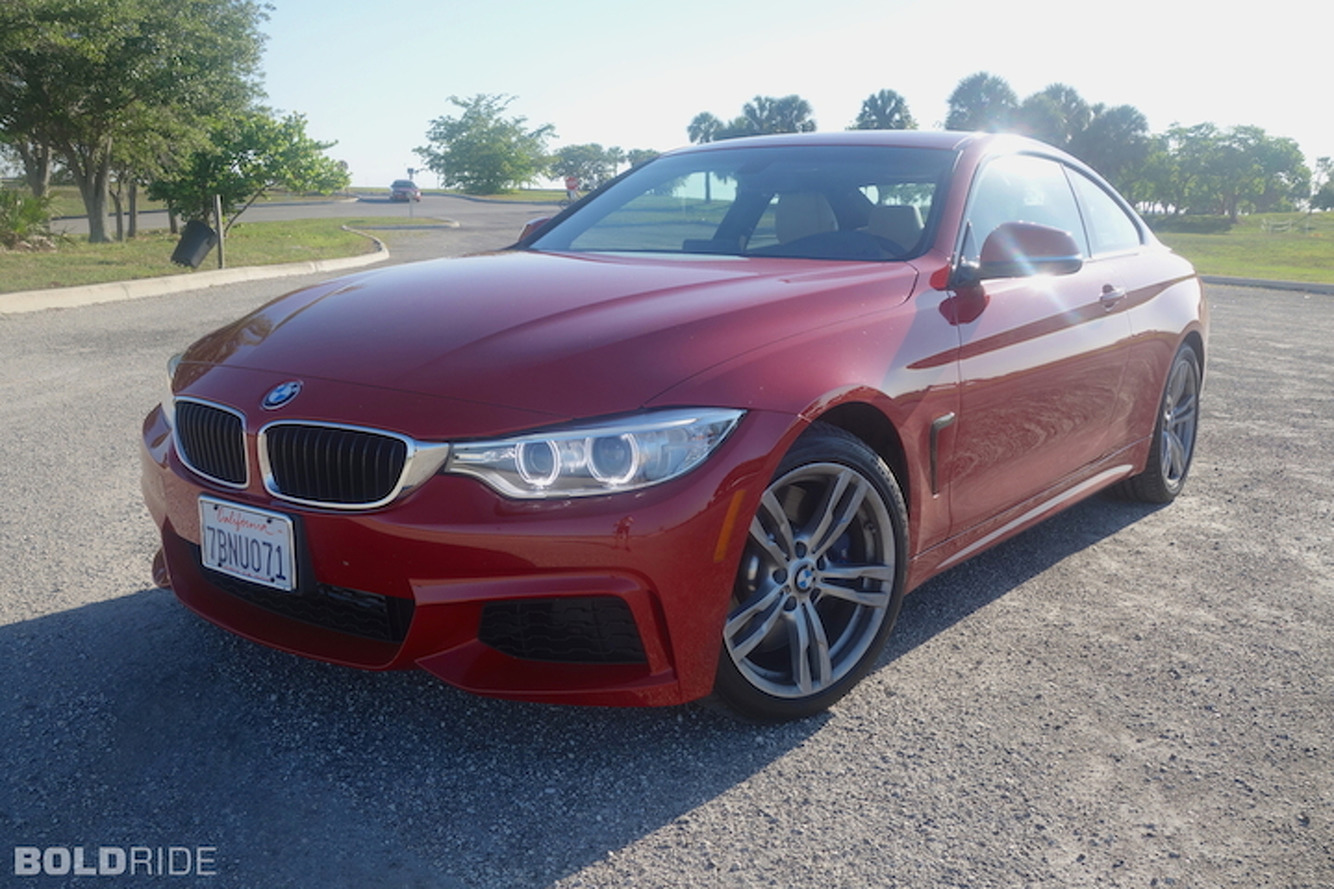 2014 Bmw 435I Review Your Sexy, Overpriced Ex-Girlfriend-2428