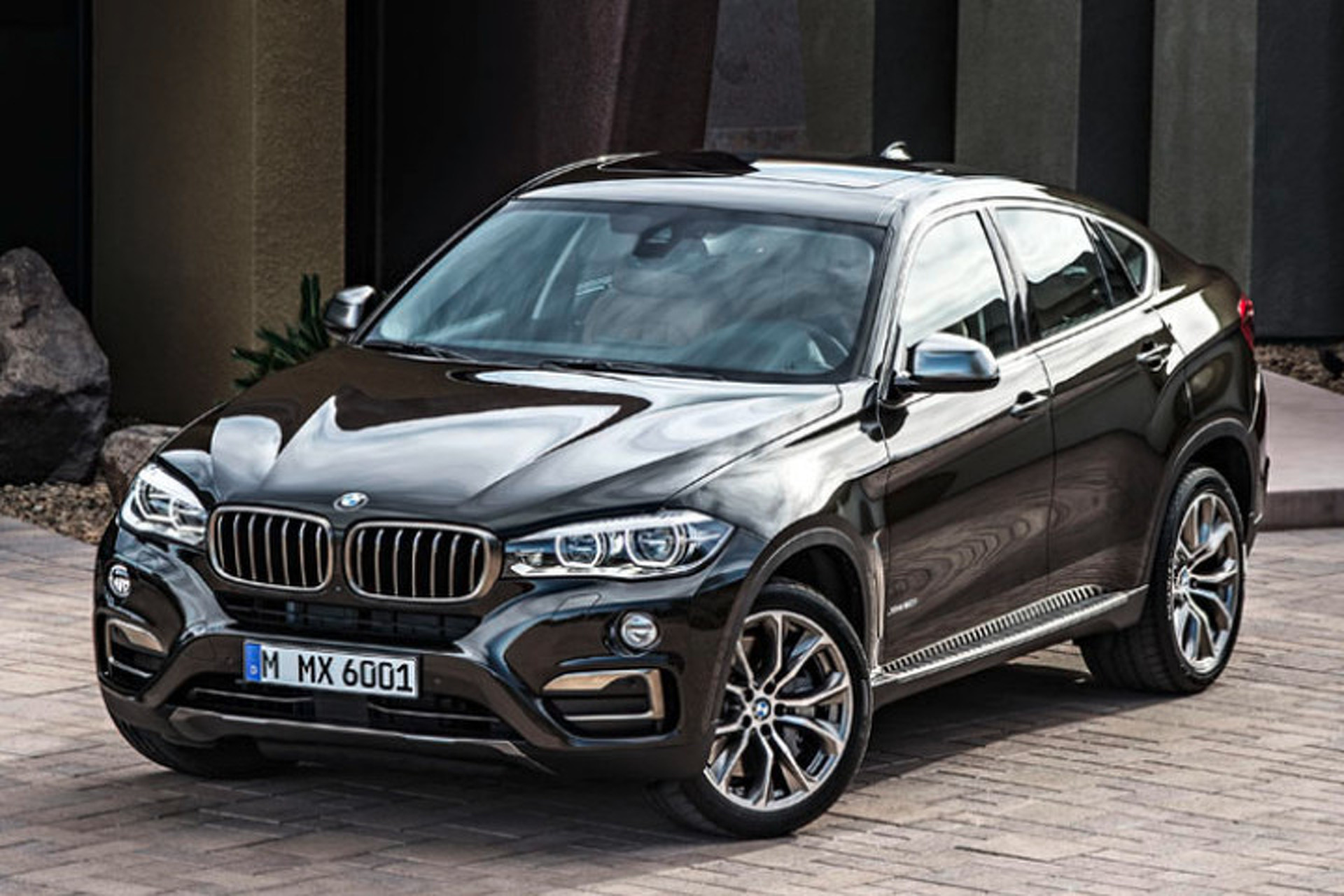 BMW Is From Which Country >> 2015 Bmw X6 Is Here To Rule The Country Club