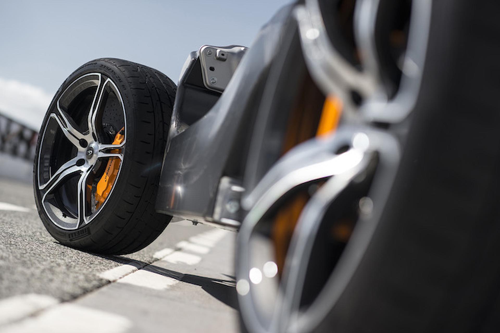 McLaren's Baby Sportscar will be Called Sports Series