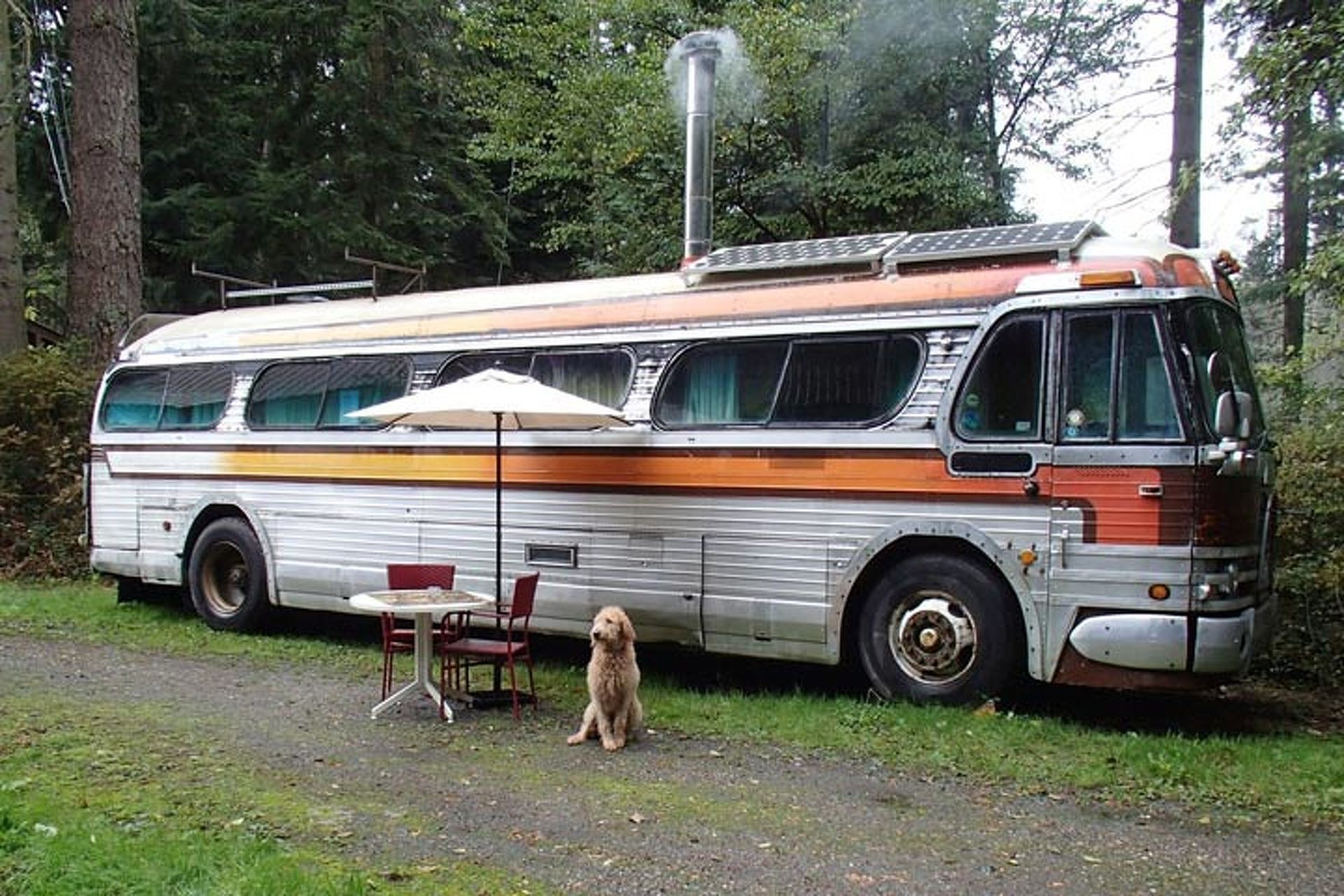 Sell The House Live In This Vintage GMC Bus