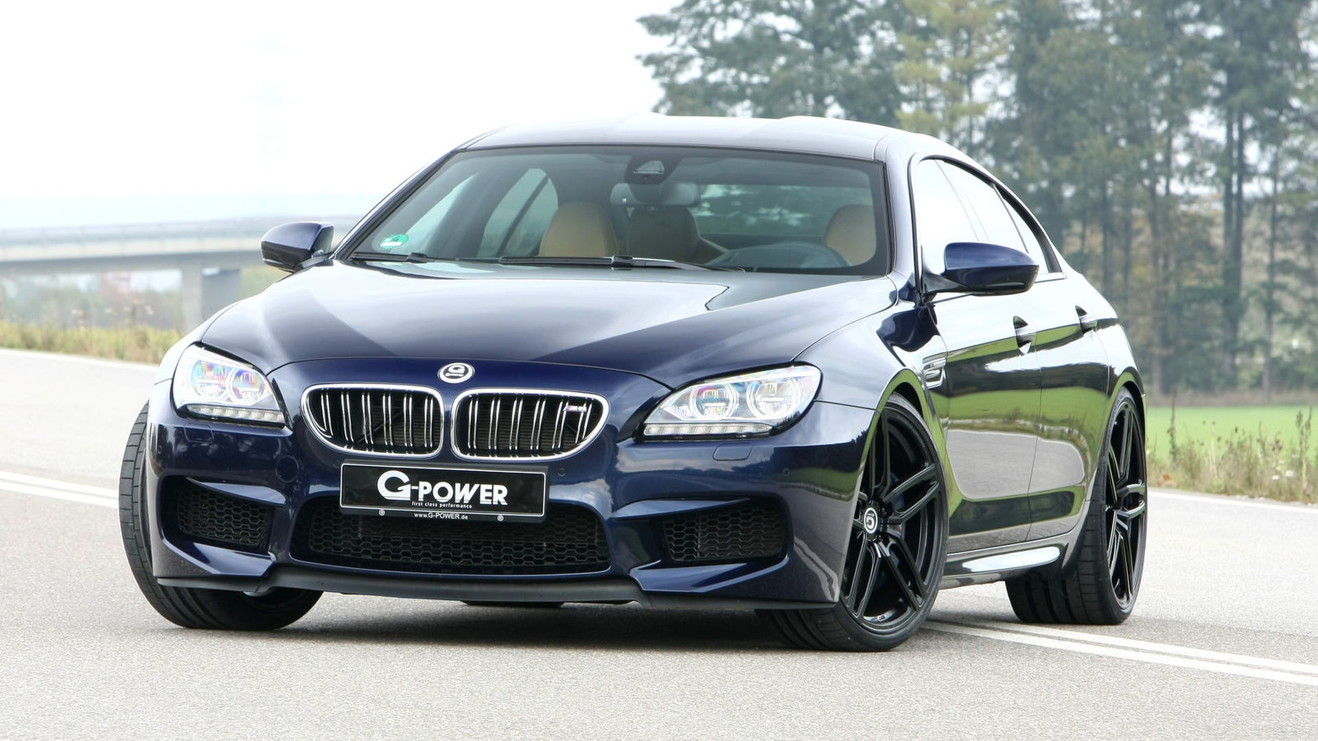740 Hp Bmw M6 Gran Coupe Is Tuning Done Right