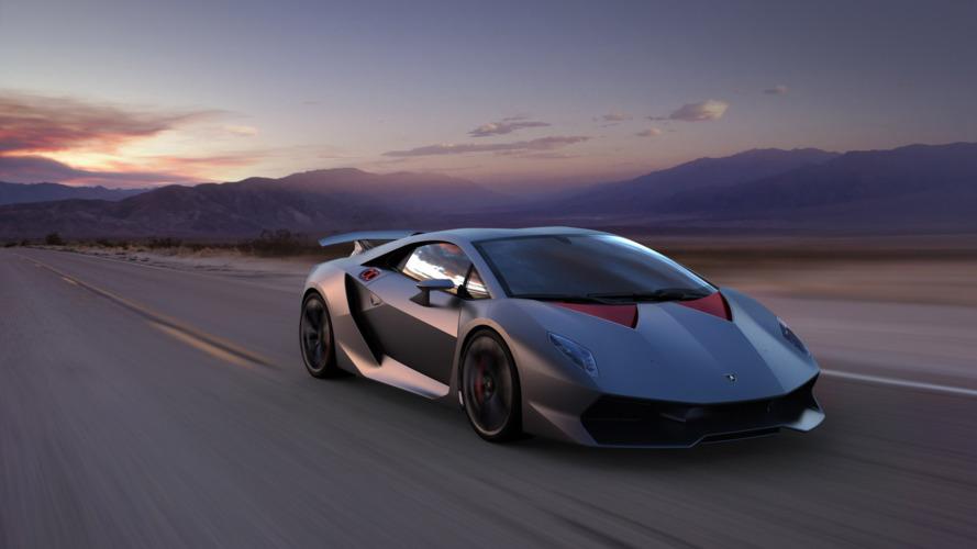 Lamborghini developing carbon fibre connecting rods