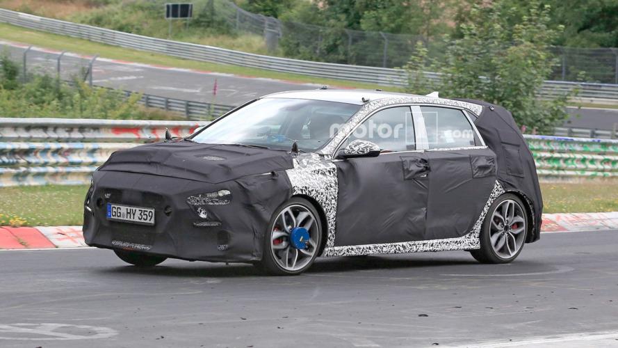 VIDEO – La Hyundai i30 N veut battre la Peugeot 308 GTi