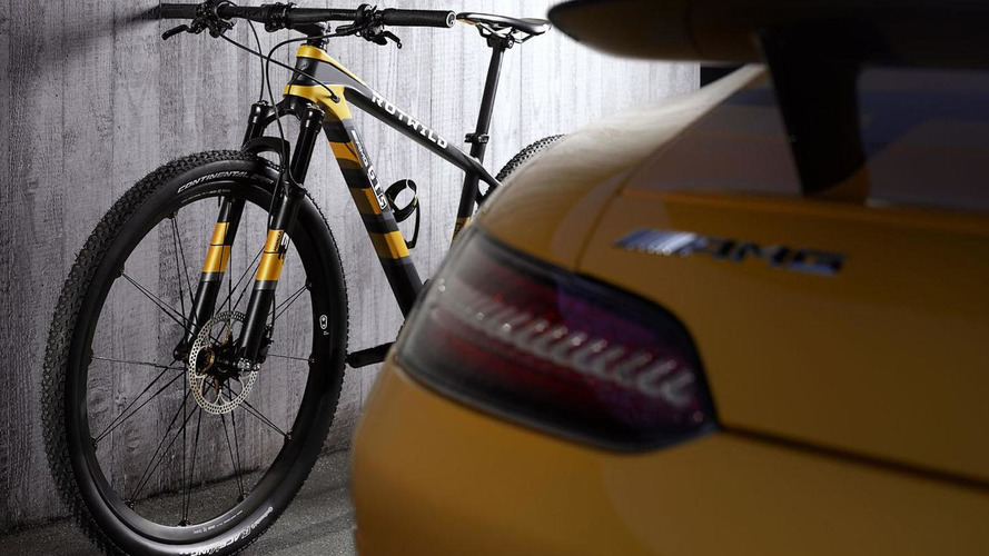 Mercedes introduces the AMG GT inspired Rotwild GT S bike