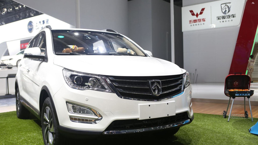 Baojun 560 unveiled in Shanghai