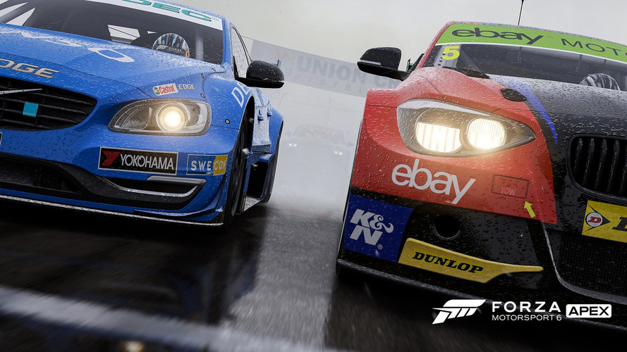 Forza Motorsport 6: Apex open beta for PC starts Thursday