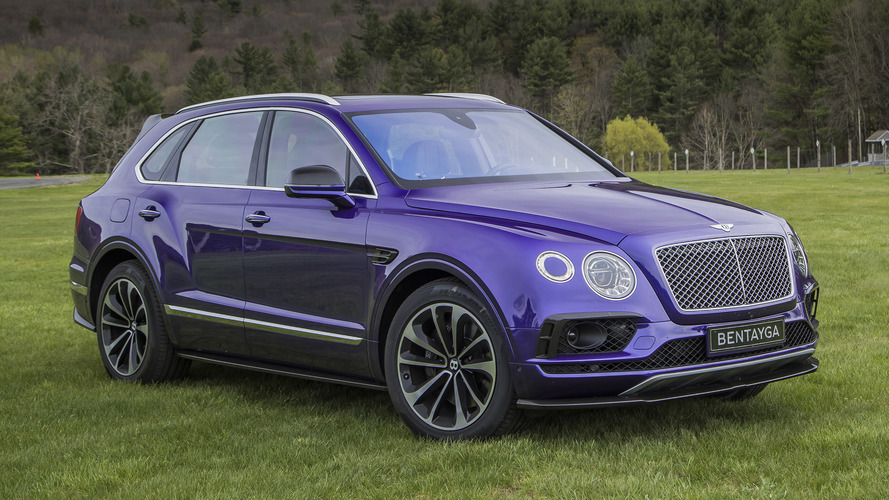 Bentley Bentayga Allegedly Gains Gas-Fueled V8 In July 2018