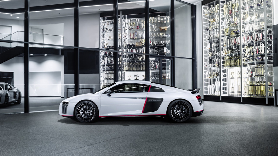 Special edition of the Audi R8 Coupé V10 plus: 'selection 24h'