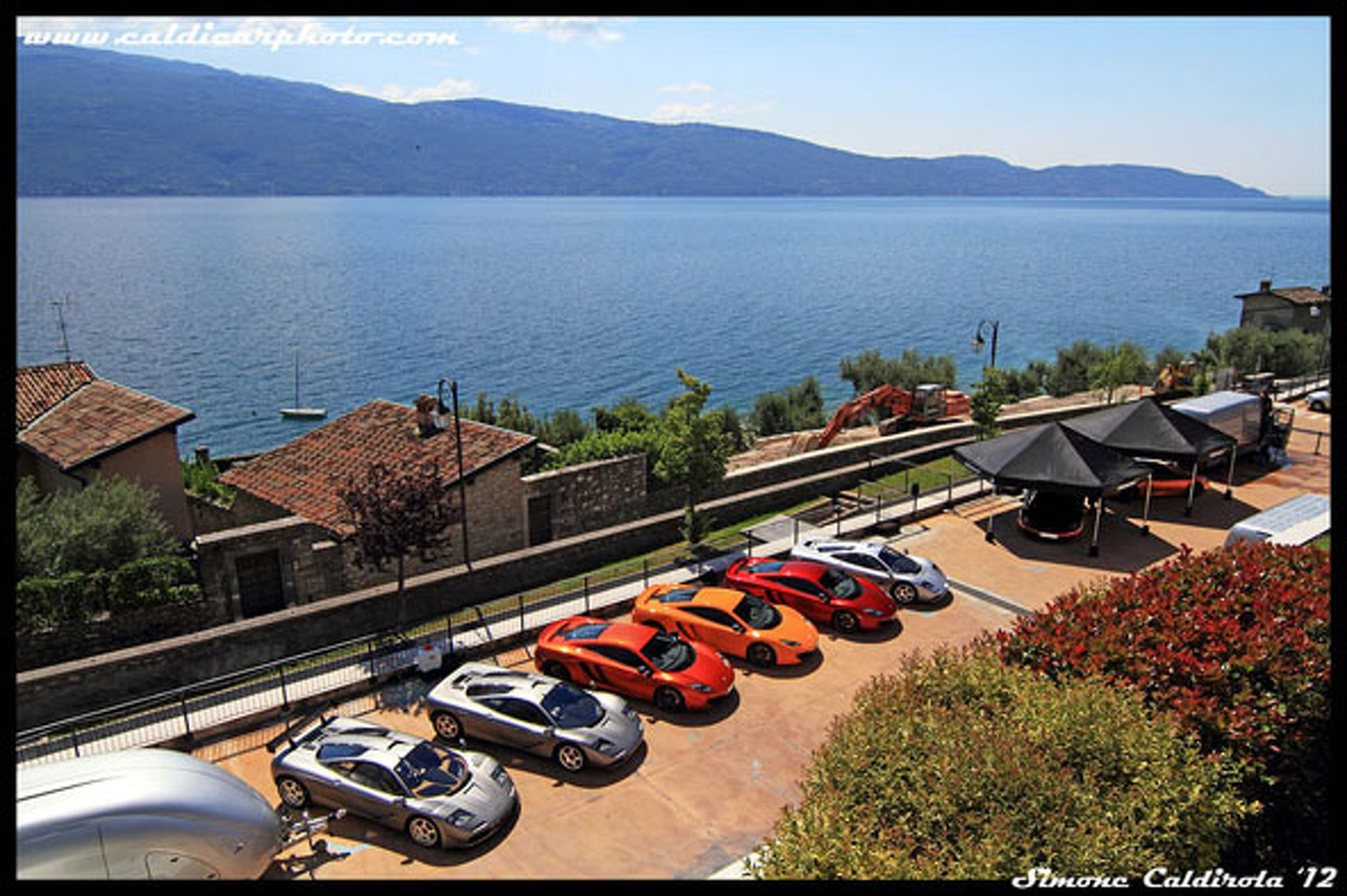 Exclusive: The Cars of the McLaren F1 Tour