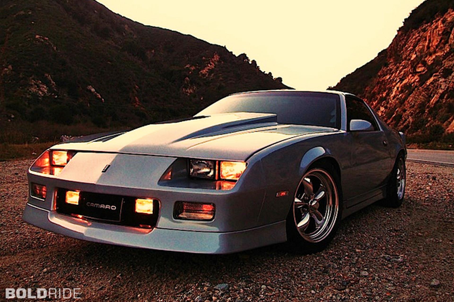 Camaro Iroc Z28 >> Your Ride 1989 Chevrolet Camaro Iroc Z28