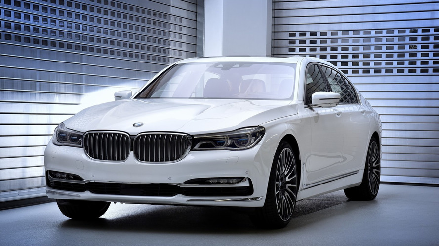 BMW Individual introduces 750Li xDrive Solitaire and Master Class Editions
