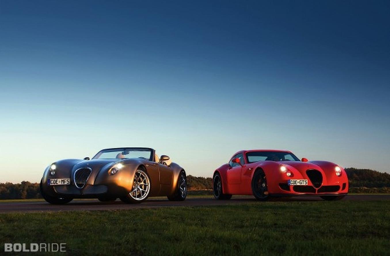 Is the Wiesmann GT MF5 Proof that the Germans do it Better?