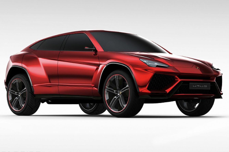 Lamborghini Urus'un üretimi Nisan'da başlayacak