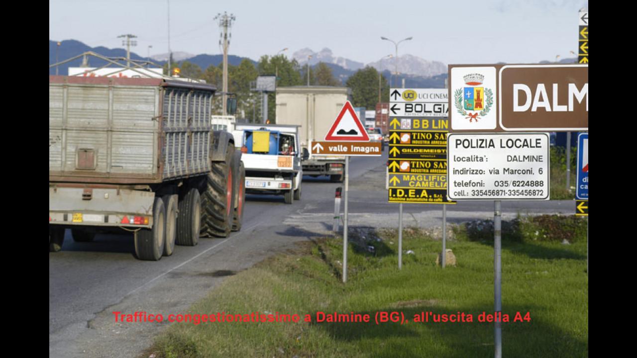 Un paese che garantisce sicurezza sulle strada è il vero BEL PAESE