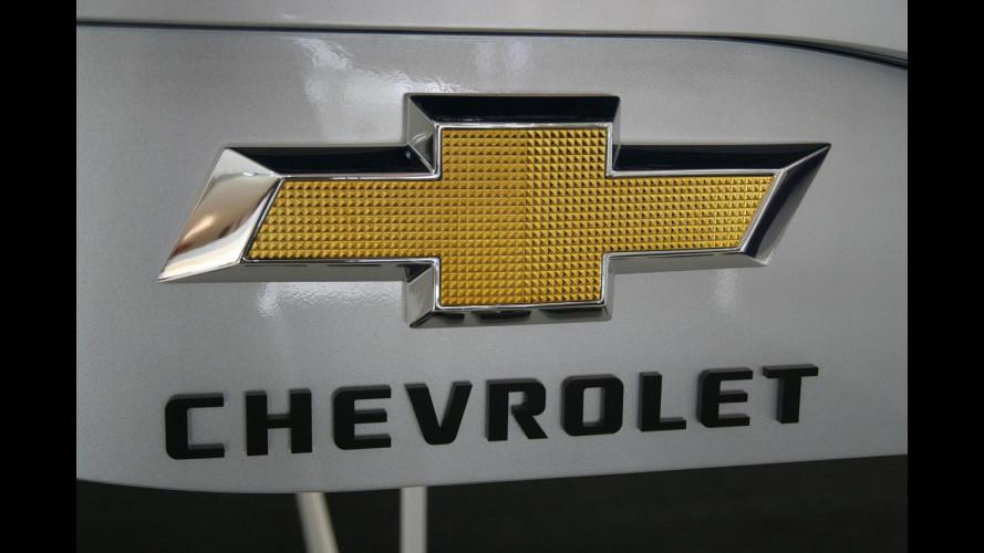 Chevrolet al Salone di Ginevra 2010