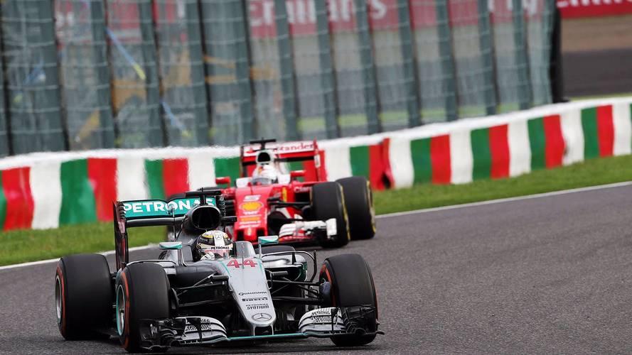 Horarios del GP de Japón de 2017