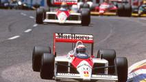 Alain Prost, McLaren MP4/4 Honda