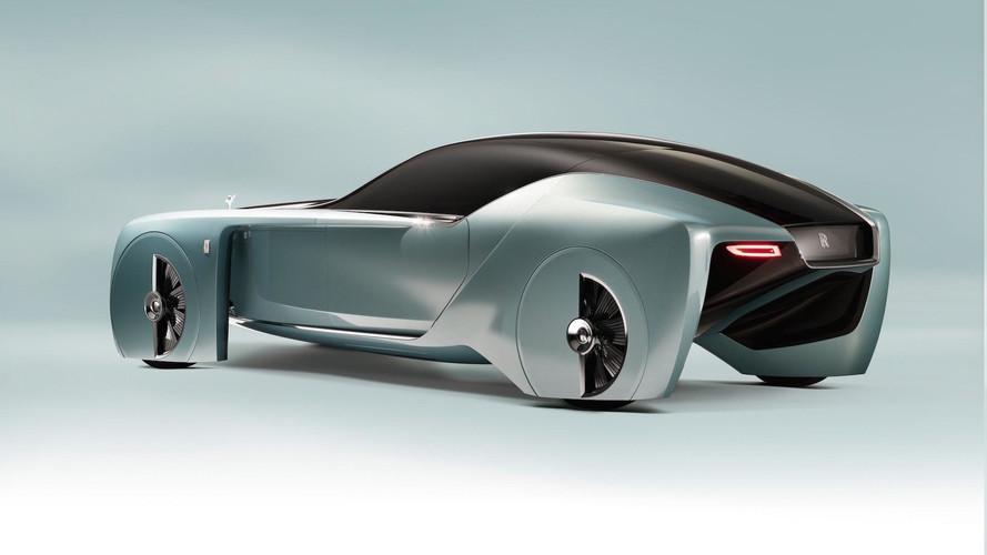 Rolls–Royce готовит «исторический» электромобильный анонс