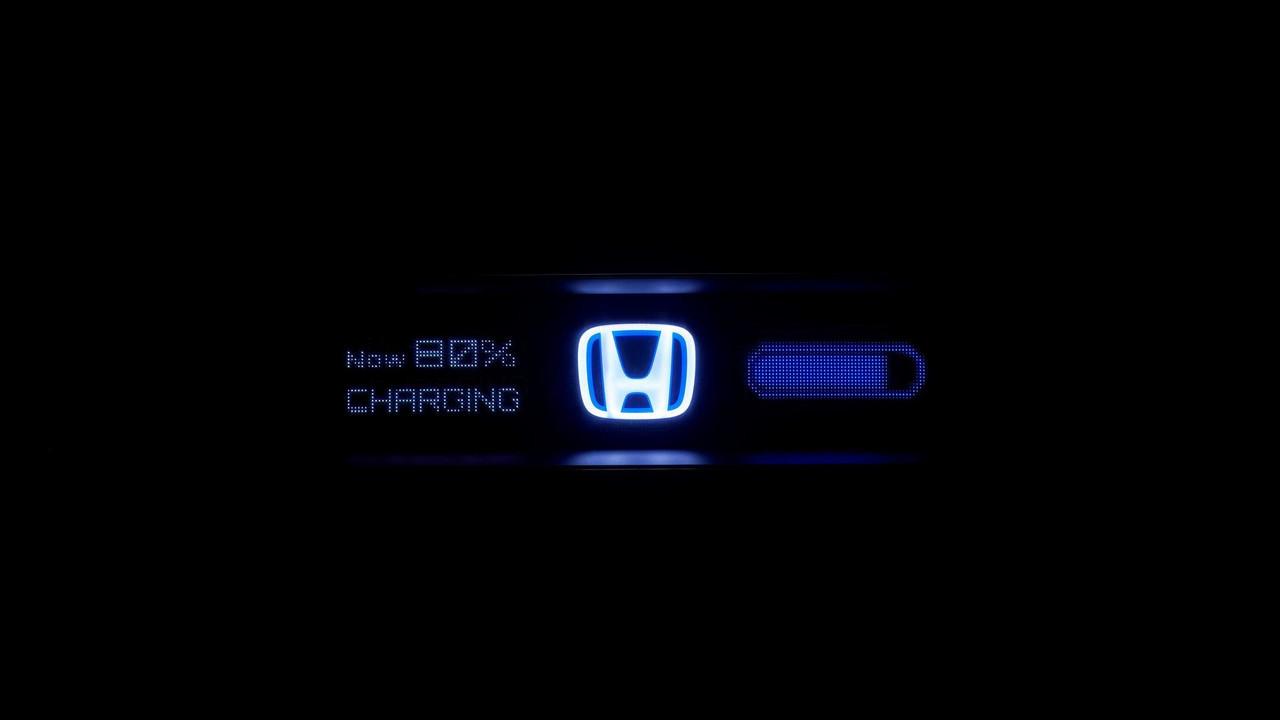 Honda Urban EV concept teaser