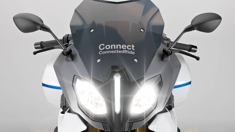 BMW R 1200 RS ConnectedRide
