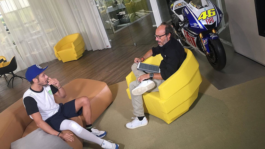 Valentino Rossi: Losing Title Chance Hurts More Than Injury