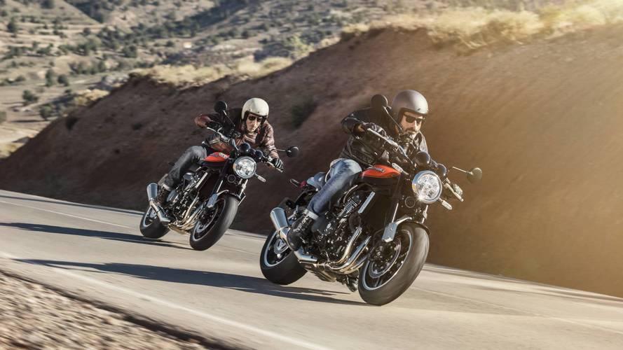 Kawasaki vuelve a sus orígenes con la nueva Z900RS 2018