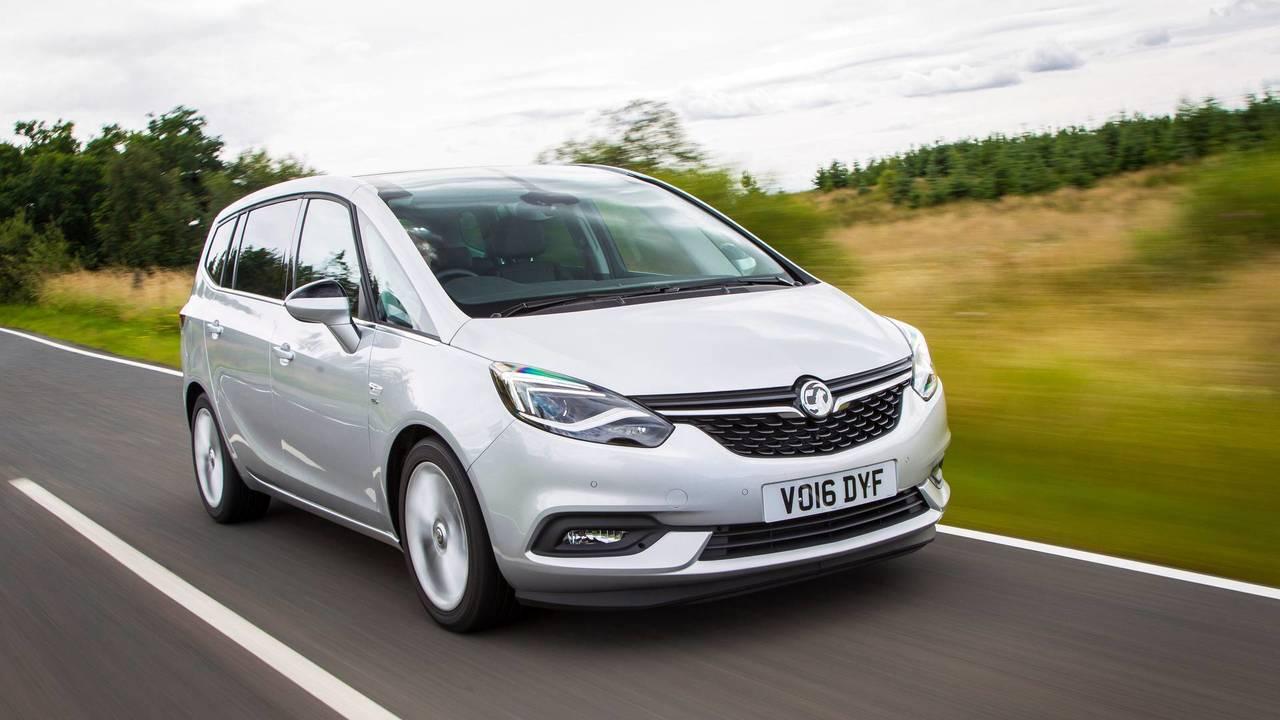 Next-gen infortainment for Vauxhall Zafira