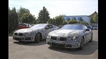 BMW 8er Coupé und 8er Cabrio