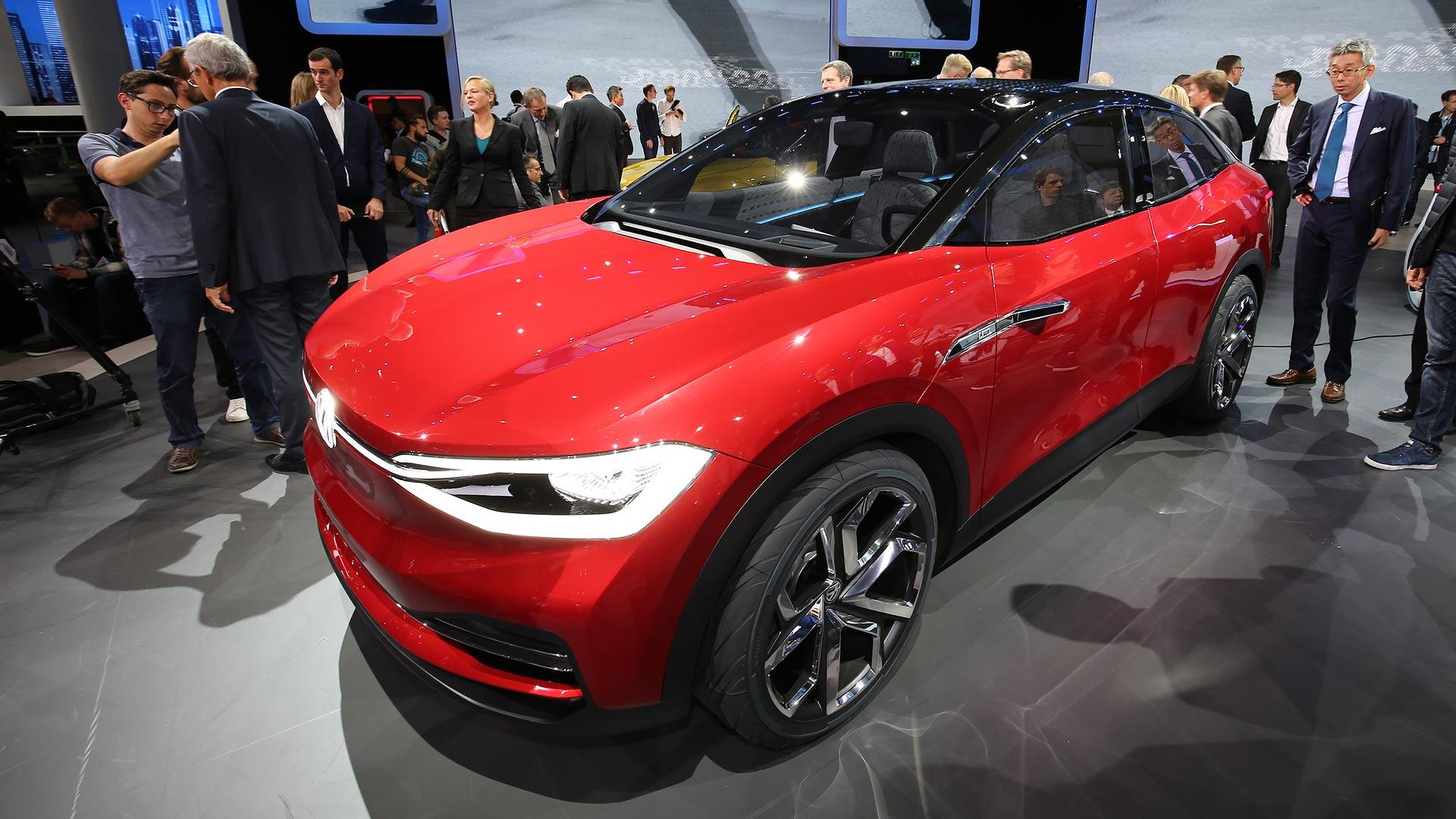VW ID Crozz Electric Crossover SUV: Design, Release >> Vw I D Crozz Ii Concept Imagines More Stylish Electric Cuv