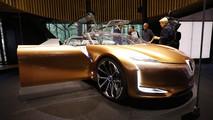 Renault Symbioz Concept live in Frankfurt