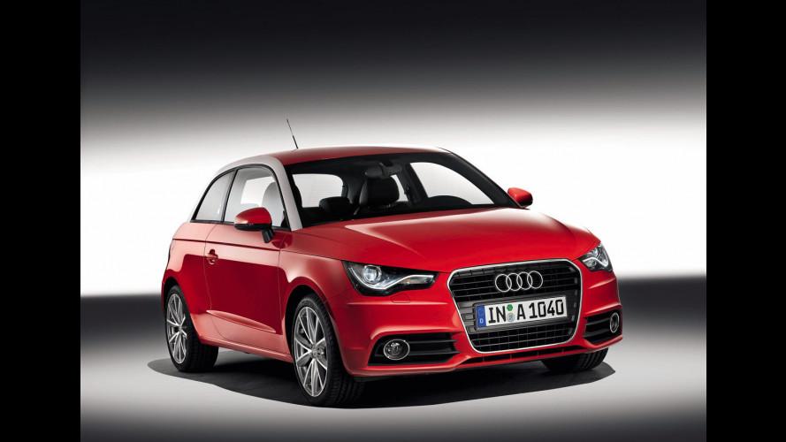 Audi A1: i dettagli
