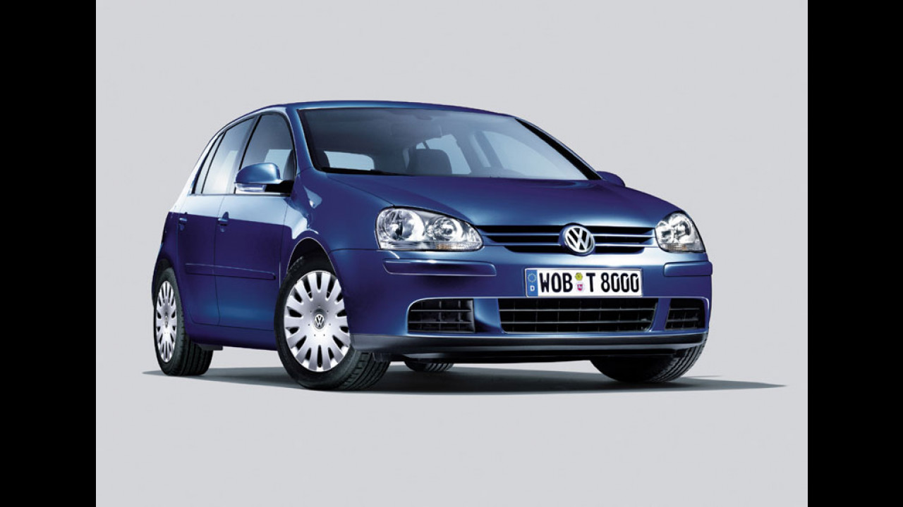 Volkswagen Golf Blue-T