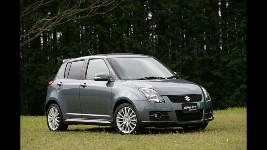 In arrivo la Swift model year 2008