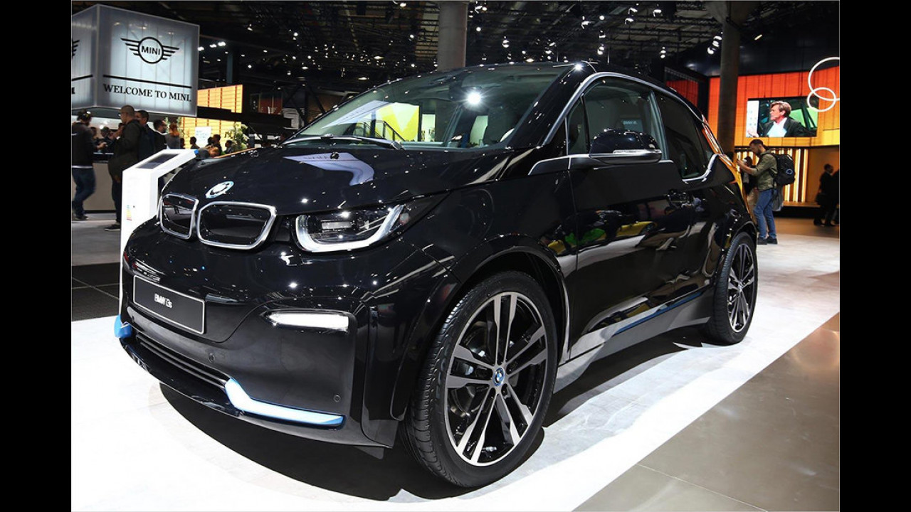 BMW i3 Facelift und i3s
