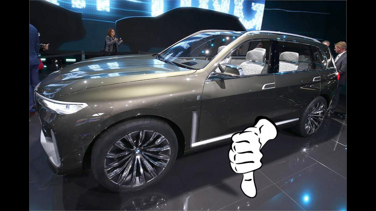 Stefan Wagner – Flop: BMW Concept X7 iPerformance