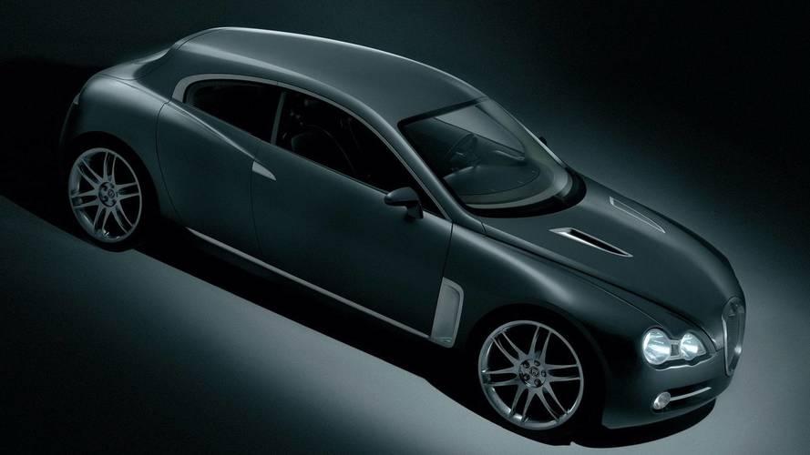 Concepto Jaguar R-D6 2003