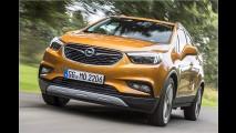 136 PS: Opel Mokka X 1.6 Diesel