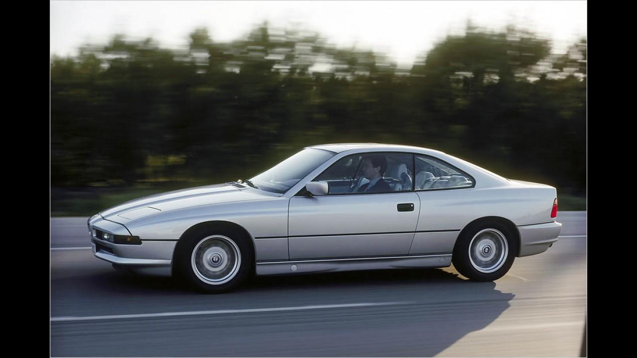 Platz 4: BMW 8er-Reihe